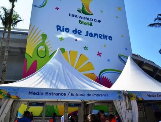 Dünya Kupası Heyecanı 2014-Rio de Janeiro