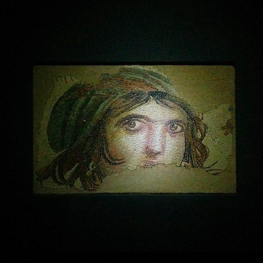 Pure magic fulltimehedonist gaziantep antep zeugma mosaic museum art artyhellip