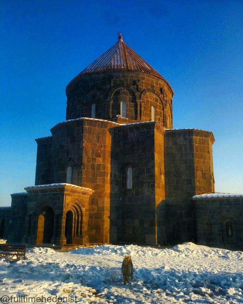 A Bagratian Church fulltimehedonist kars turkey bagratian church religion christianhellip