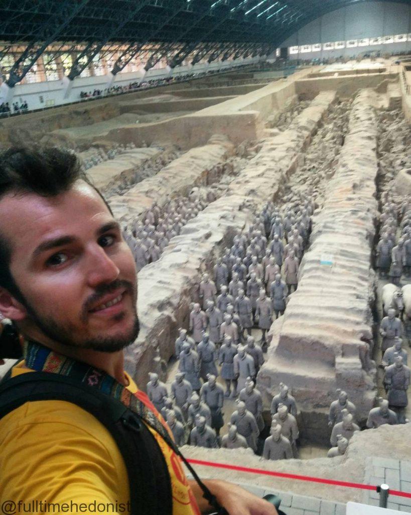 Terracotta Ordusu her biri farkl yzlere ve ifadelere sahip 8000hellip