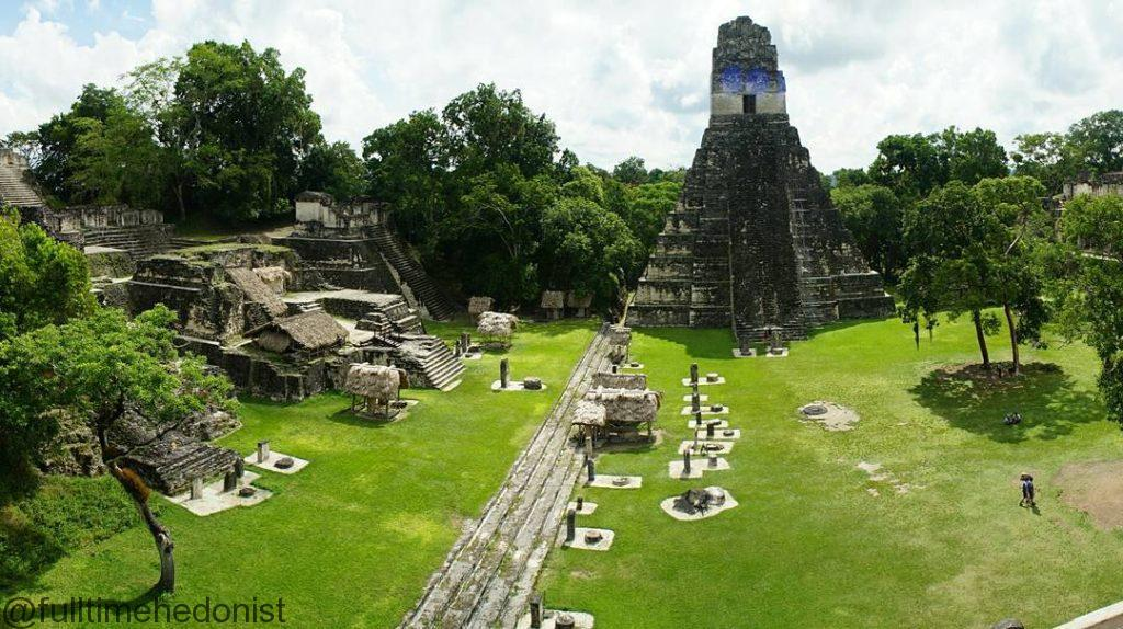 The best Mayan site ever with its own charm andhellip
