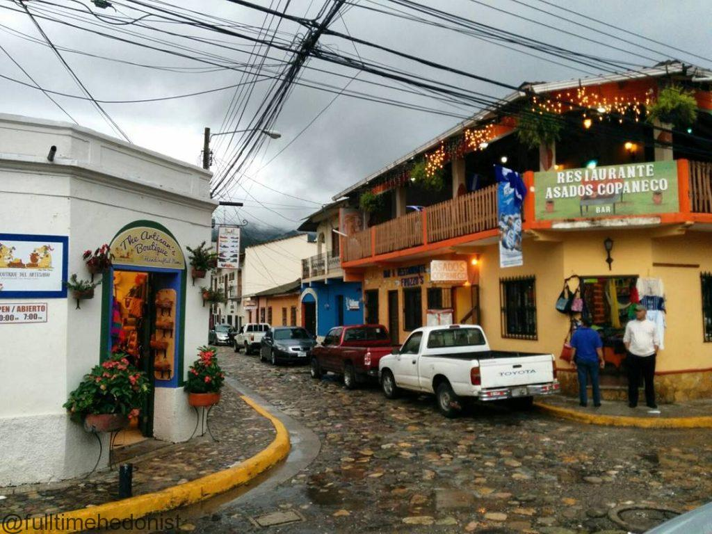 Lovely town with its ruins and rain  fulltimehedonist copanhellip