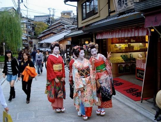 Japonya'da Geisha Kültürü